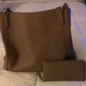 Kate Spade Super Soft Leather Bag!!